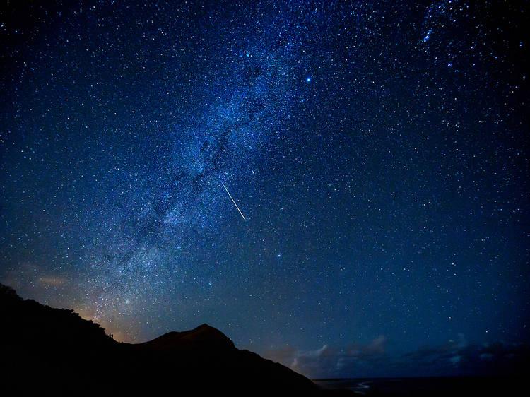 November 17: Leonids meteor shower peaks