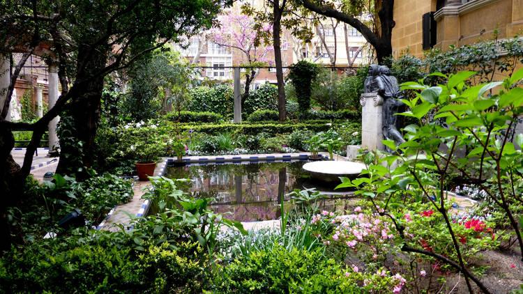 Sorolla Museum gardens