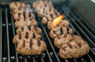 Pat Patz, cocina de medio oriente con kebabs deliciosos