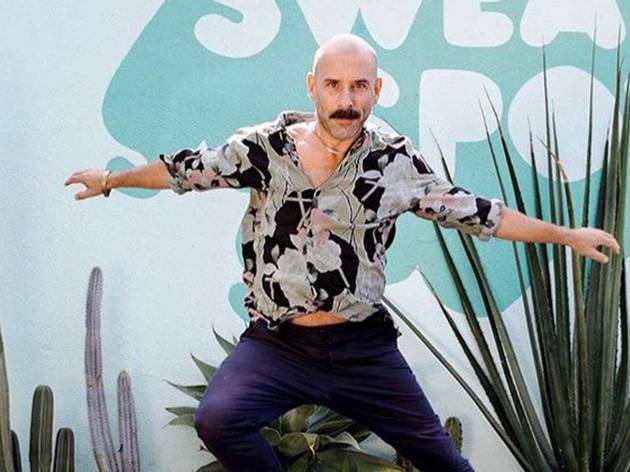 Ryan Heffington dancer SWEATFEST