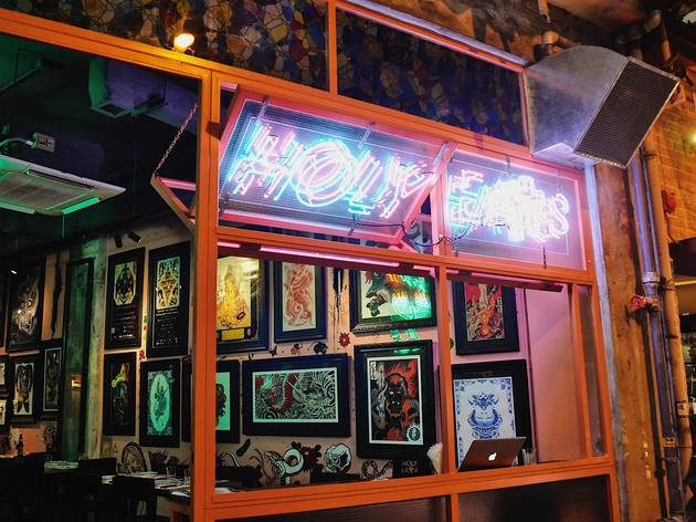 Bars and restaurants in Hong Kong that play the best music