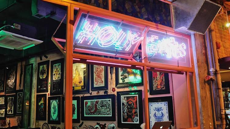 holy eats neon
