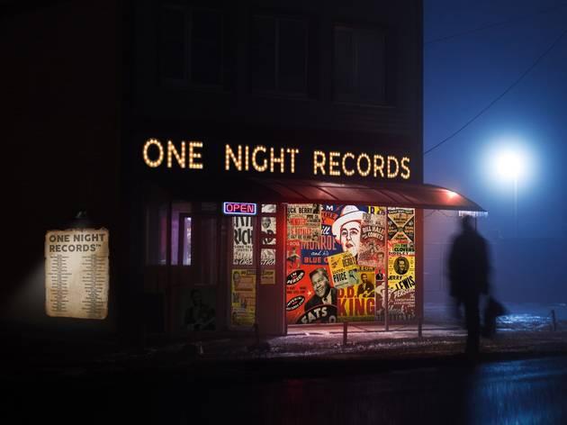 One Night Records immersive music venue