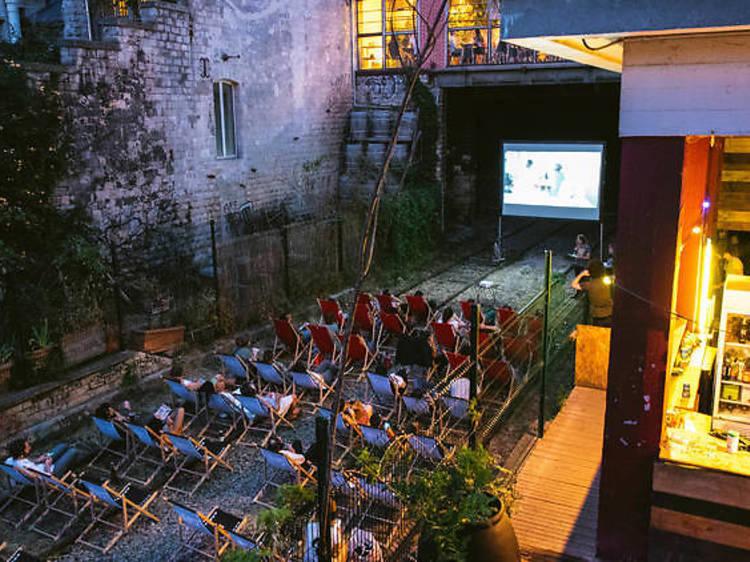 Gare aux Docs #4: Festival de Cinéma sur les Rails