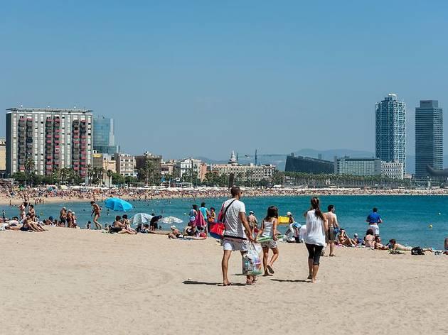 Barcelona passarà a fase el dilluns 8 de juny
