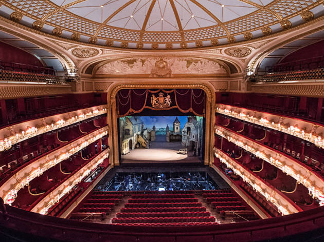 The Royal Opera House is bringing back live performances