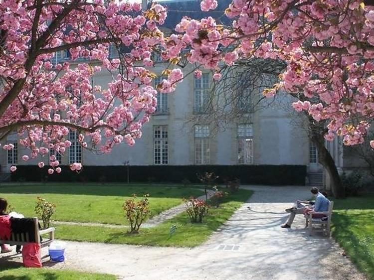 Jardin des Archives nationales