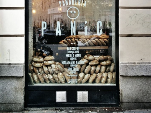 Panic panadería