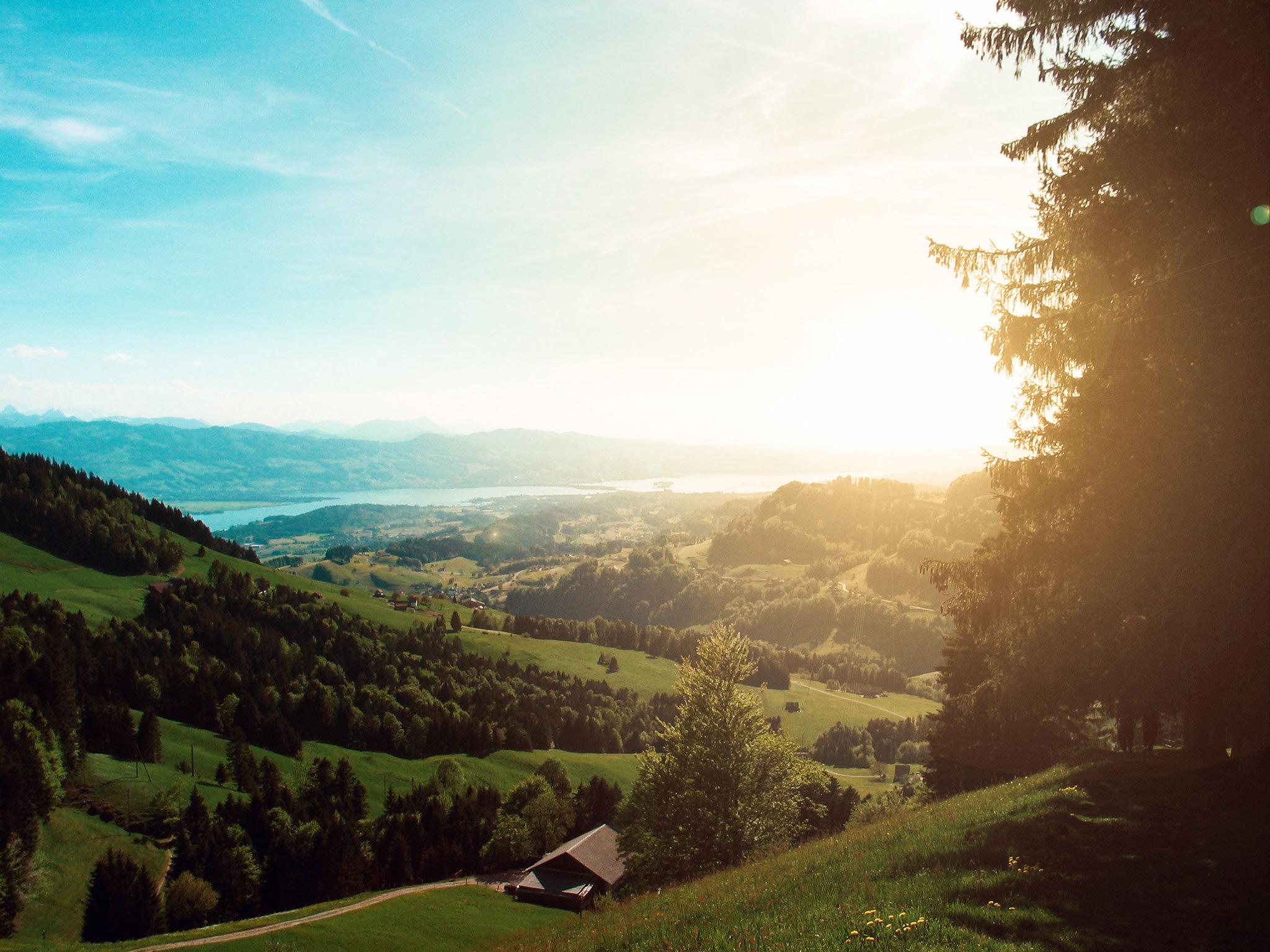 Atzmännig camping, PODhouses, Goldingen