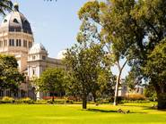 Carlton Gardens / Royal Exhibition Building