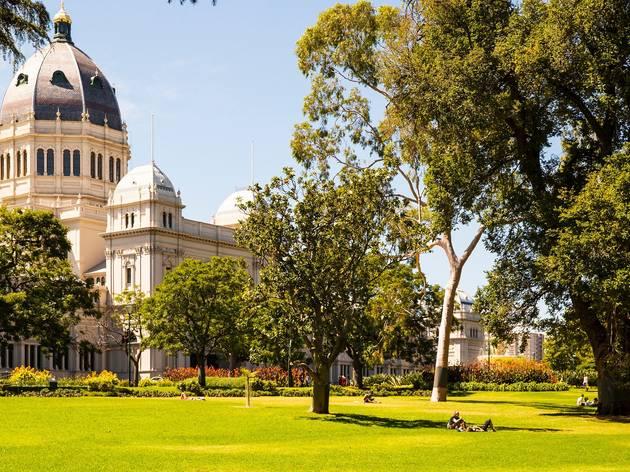 Carlton Gardens / Royal Exhibition Building
