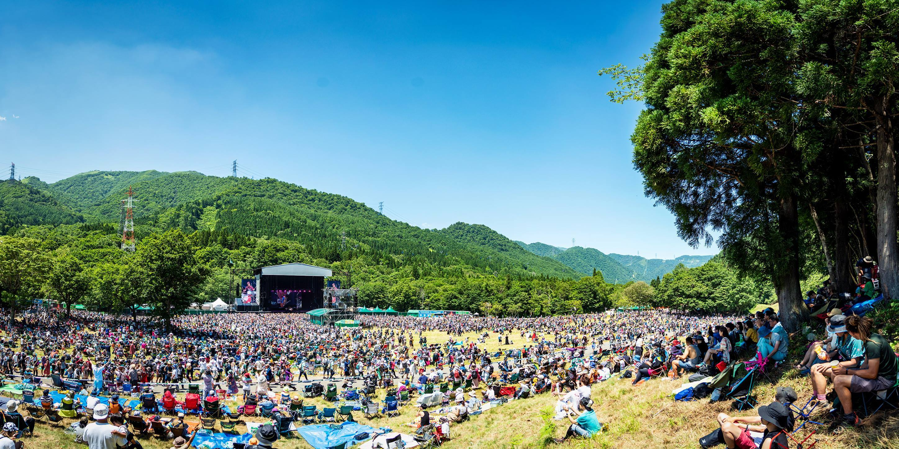 Fuji Rock Festival will stream past performances on YouTube for free in August