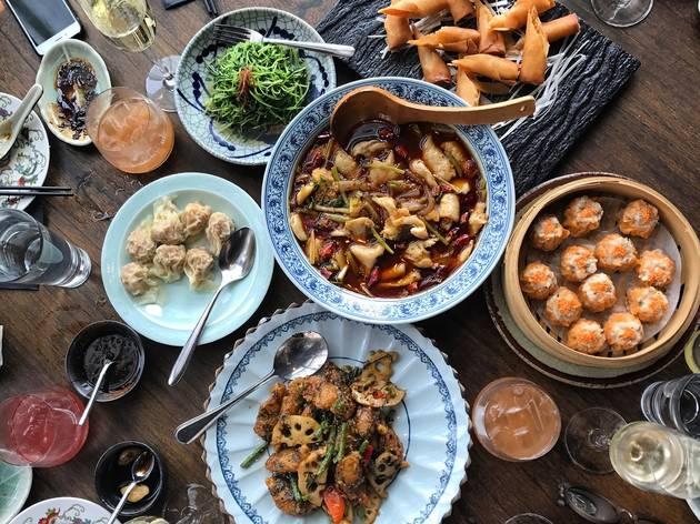 hutong brunch