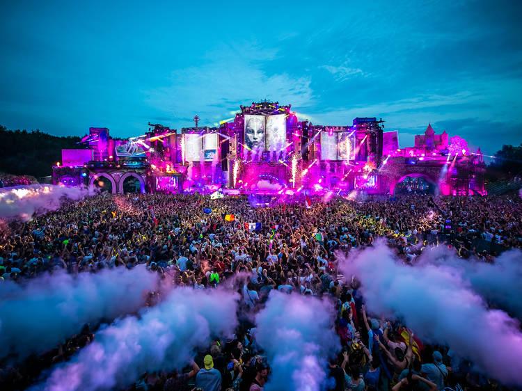 電音盛典 Tomorrowland 七月推網上音樂節 Tomorrowland Around the World