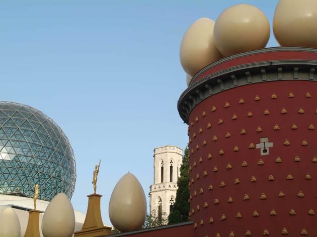 Torre Galatea, Teatre-Museu Dalí, Figueres