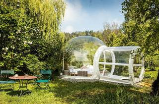 Warth_Kartause_Ittingen_Bubble / Bubble Hotel / Himmelbett, Thurgau