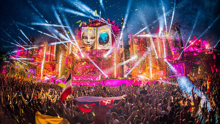 Tomorrowland Around the World