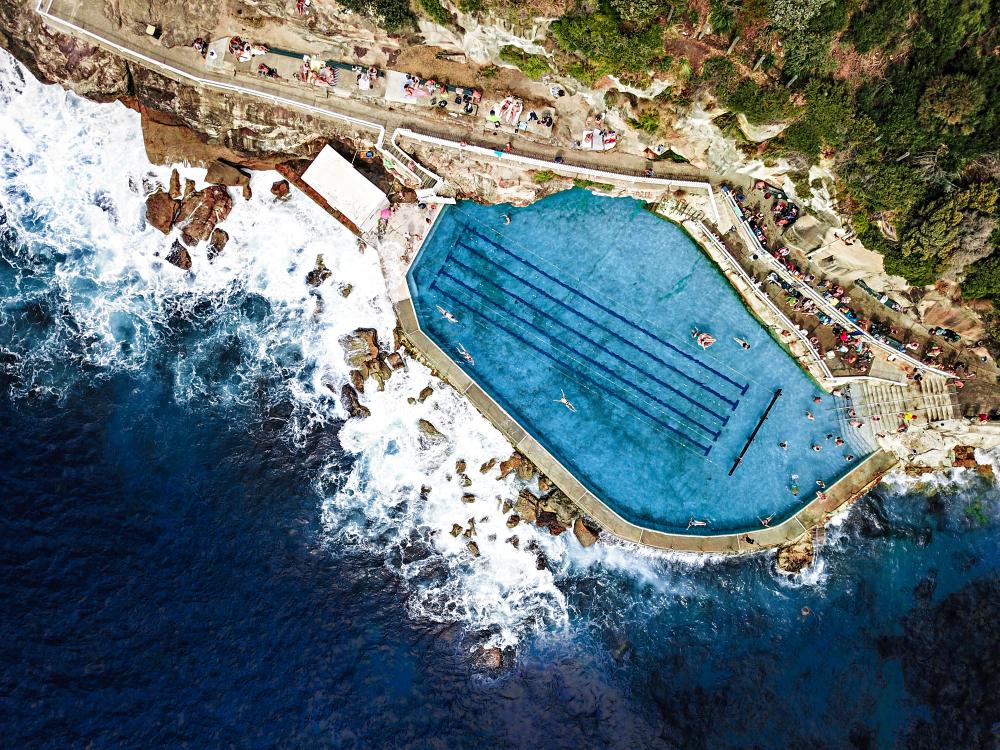 15 Best Ocean Pools For Superb Sea Swimming