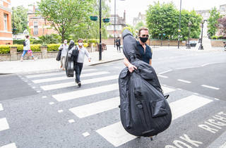 Abbey Road Studio, London, 4 June 2020. Photo by: Carsten Windhorst