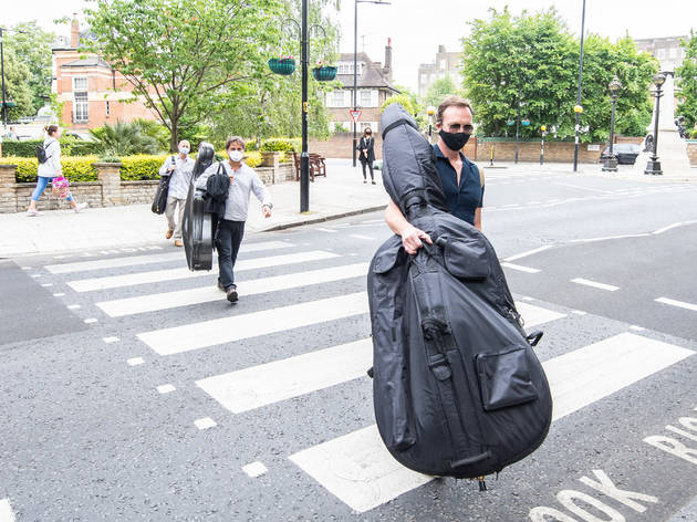Abbey Road Studios has reopened