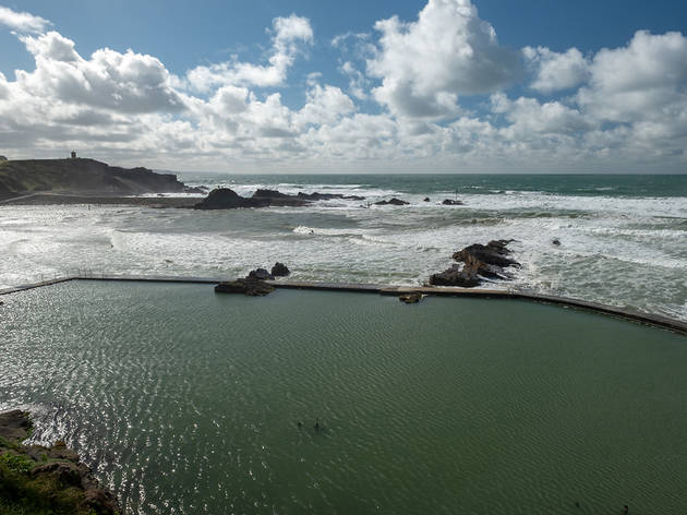 Bude Sea Pool, Cornwall