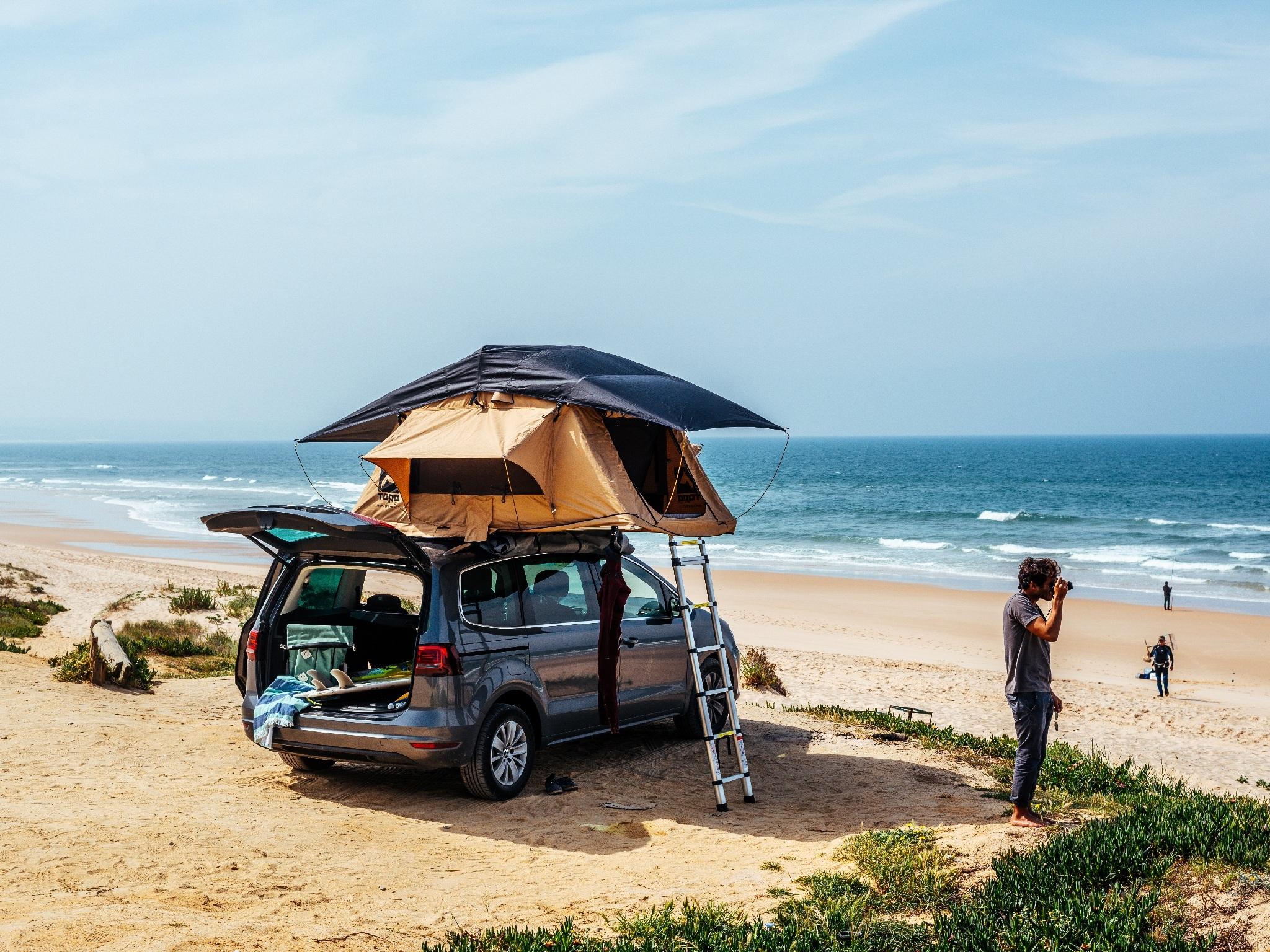 Seis ideias para passar férias sobre rodas
