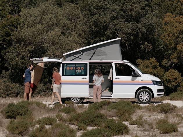 Caravana, Campismo, Indie Campers