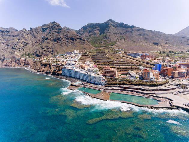 Piscinas de Bajamar, Tenerife