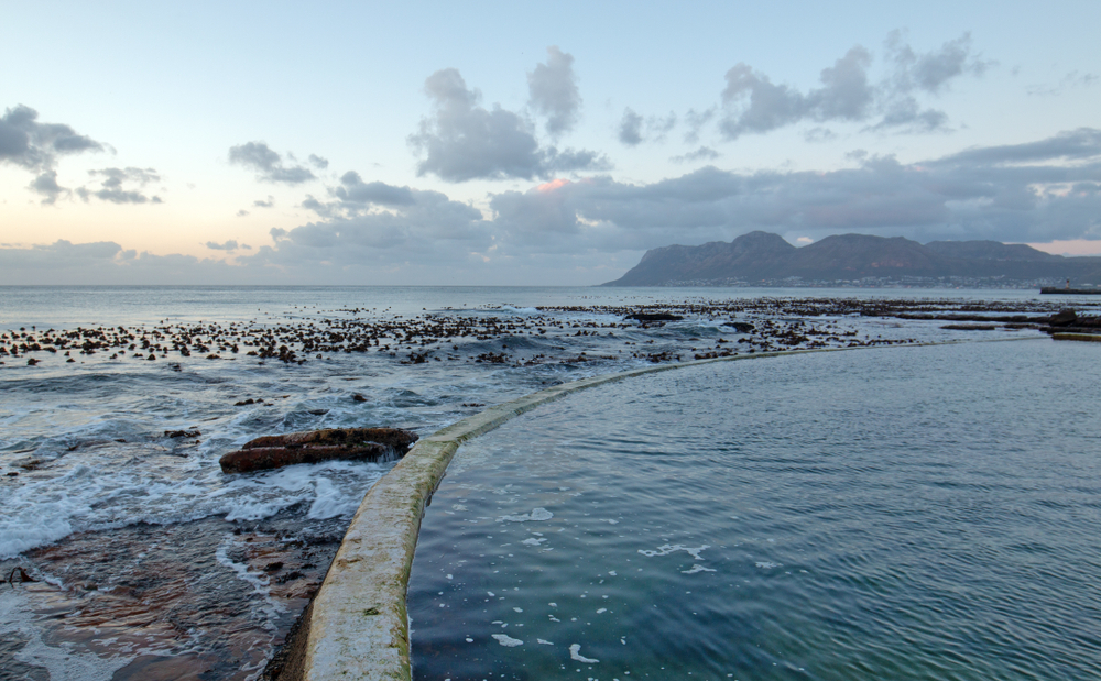 Dalebrook Tidal Pool, Cape Town