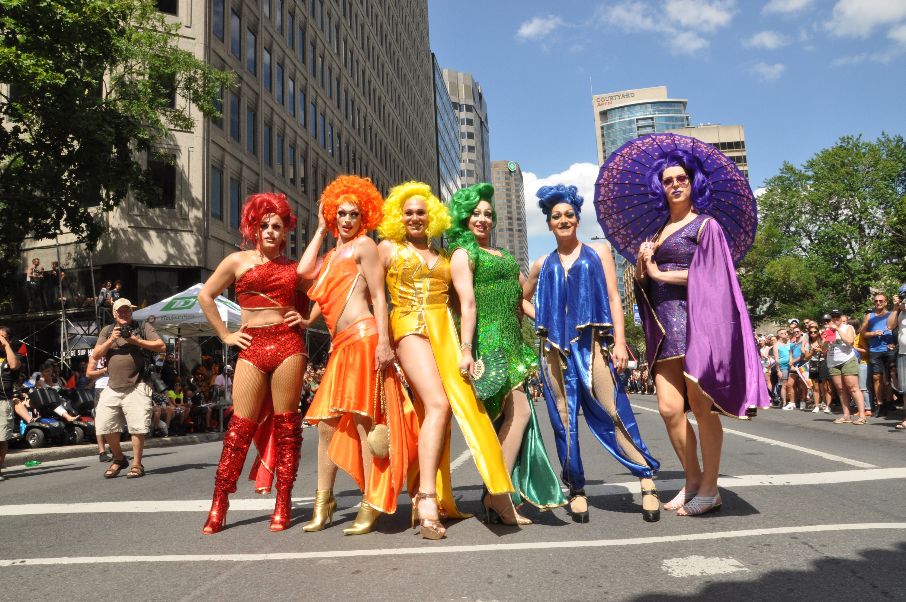 The best LGBTQ+ things to do in Montreal for Pride