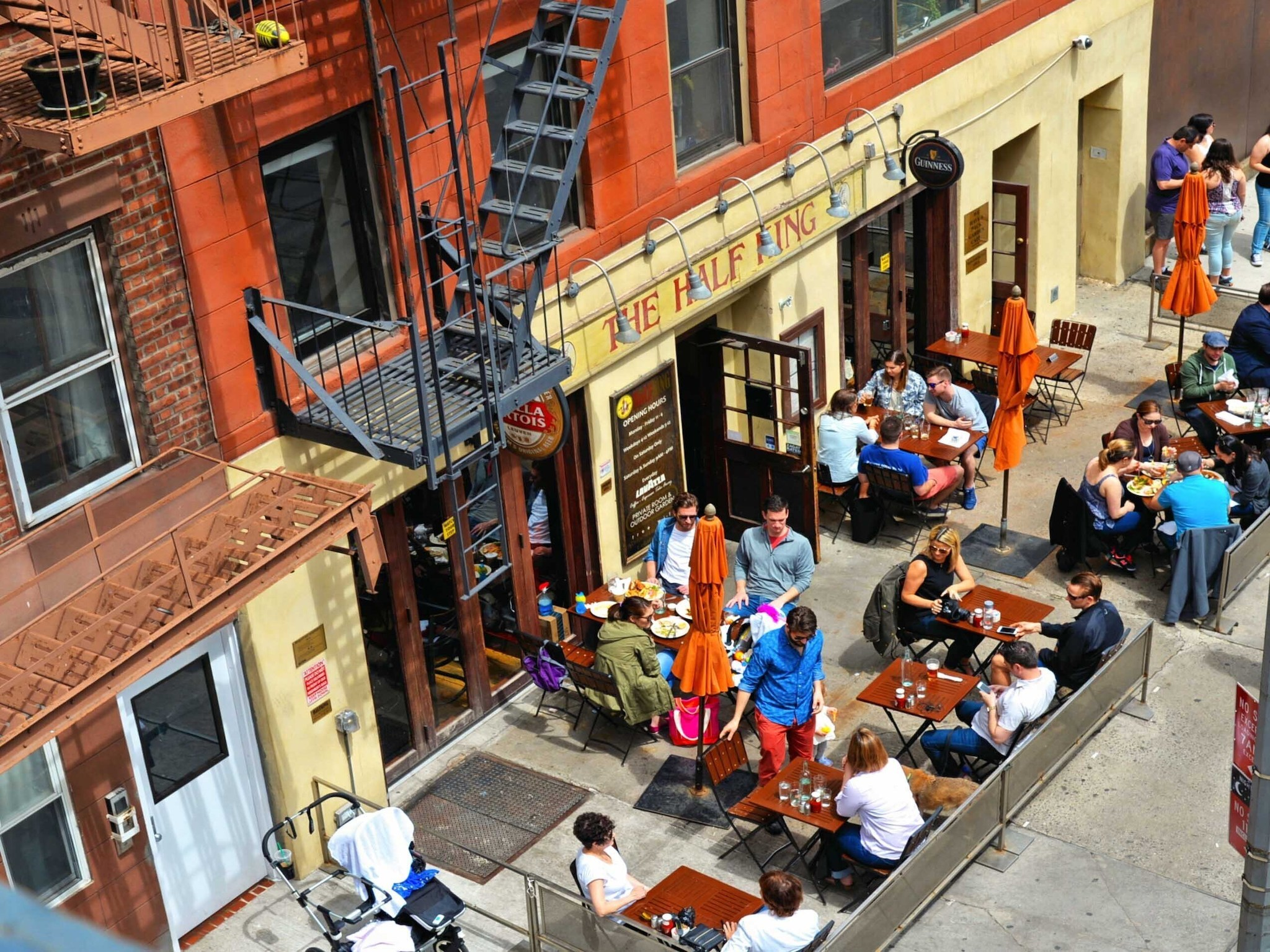 Here are NYC's official guidelines for outdoor dining