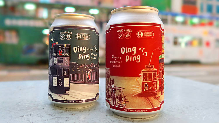 Young Master Ding Ding Beers