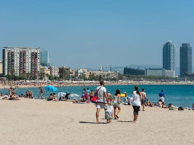 Barcelona goes into Phase 2