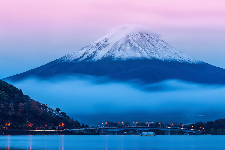 日帰りできる富士山絶景スポット
