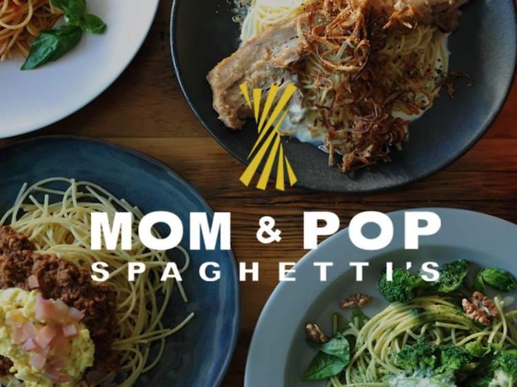 マム&ポップ スパゲッティーズ