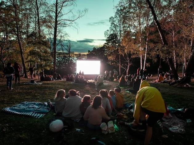 Free Range Film Club