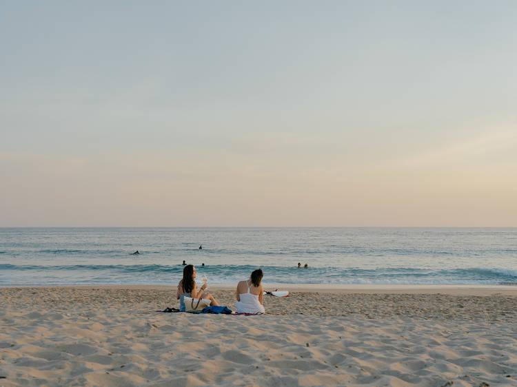Qualidade de Ouro: as melhores praias para ir a banhos perto de Lisboa