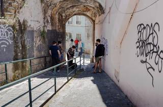 Lisboa em desconfinamento