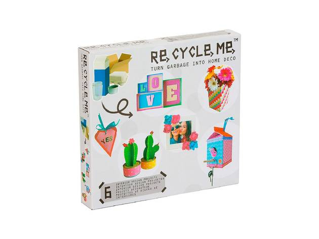Brinquedos, DIY, Toys r Us, Re-Cycle-Me