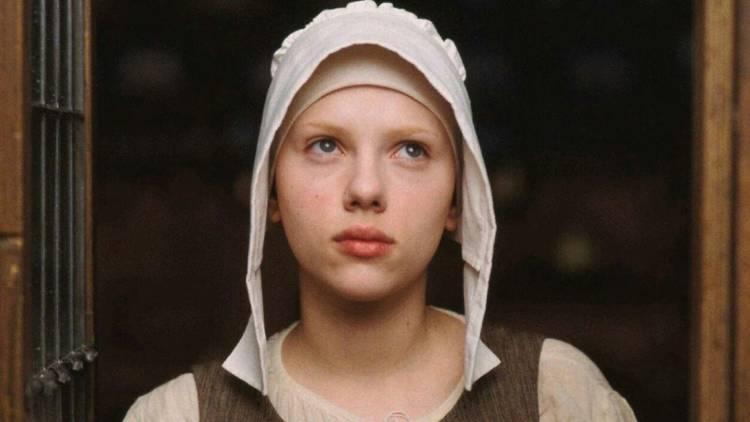 Filme, Cinema, Scarlett Johansson, Rapariga com Brinco de Pérola (2003)
