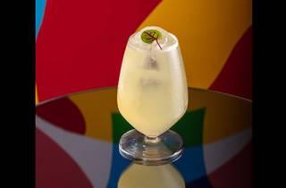 Noite, Bar, Monkey Mash, Cocktails, Orchata Sour