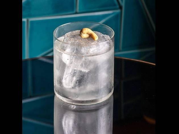 Noite, Bar, Cocktail, Orchata Sour