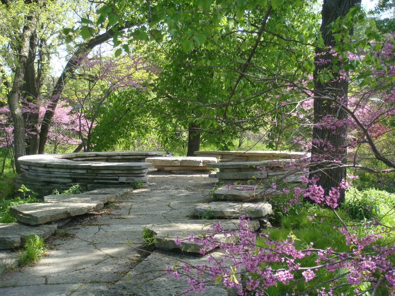 Alfred Caldwell Lily Pool, Alfred Caldwell, lily pool, lincoln park, garden, secret garden, outdoors