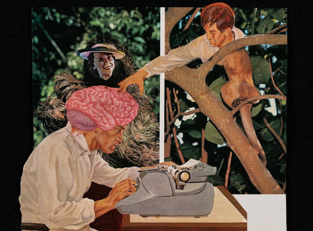 Collage de Barbara Hammer
