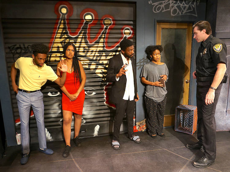 Scraps (Matrix Theatre Company)