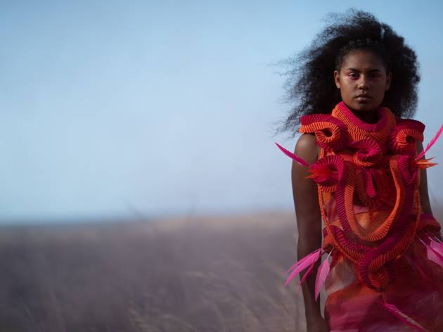 Piinpi: Contemporary Indigenous Fashion