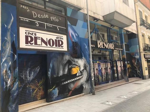 Vuelven los cines Renoir a Plaza de España