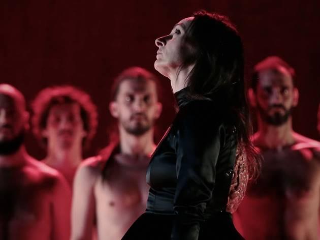 Angélica Liddell - The Scarlet Letter