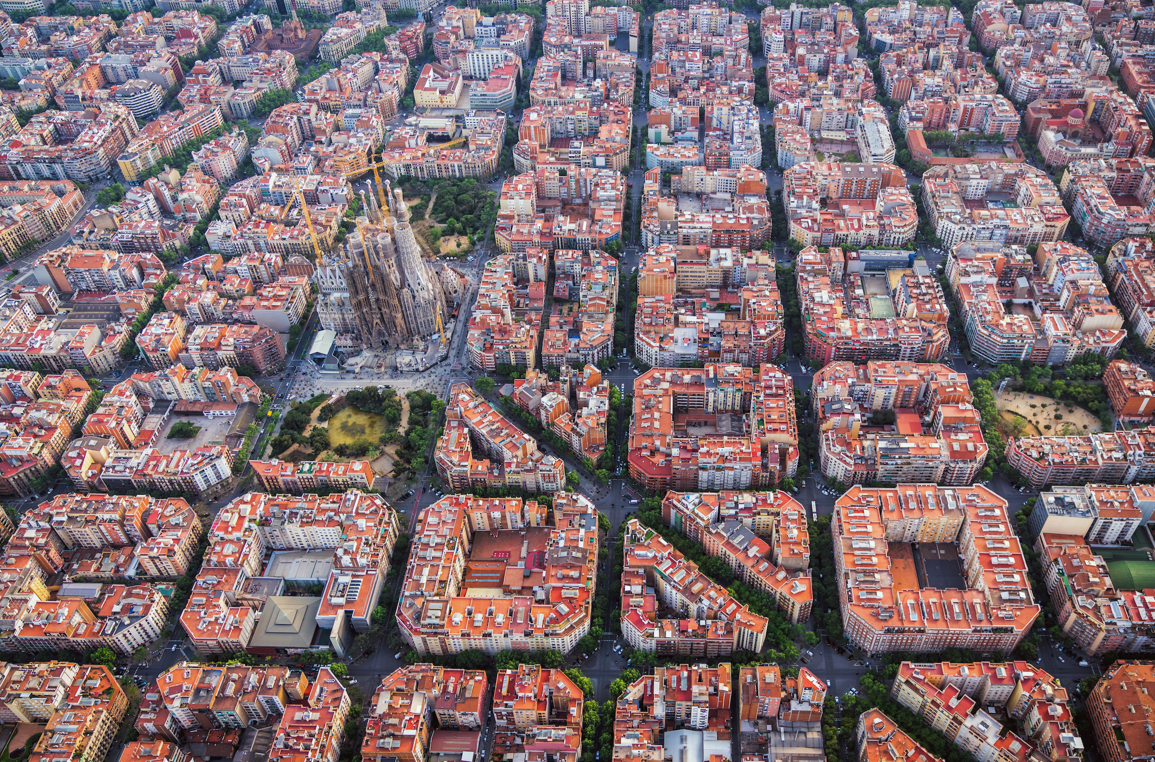 The Eixample