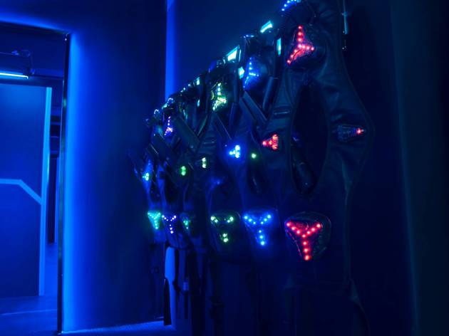 Lasermads